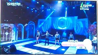 가요사랑콘서트 평택에서 가수선경-카사노바