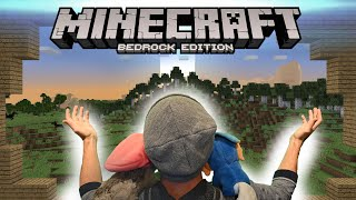 Minecraft Livestream - Bedrock Realms and Java Minigames [with Viewers!]