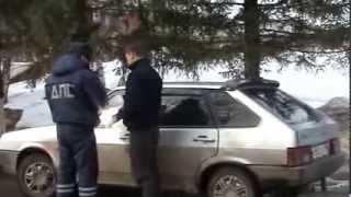 Безопасно ли на дорогах Тетюш