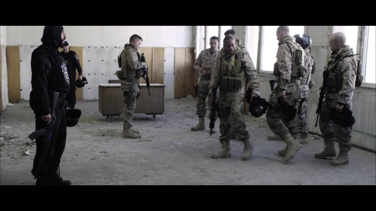 Download Jarhead 3: The Siege - You Dont Always Have To Be FIrst - Own it 6/7 on Blu-ray
