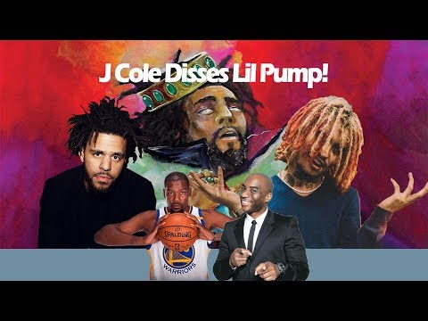 Celebrities React To J Cole DISSING Lil Pump & His Album! (Kevin Durant, Charlamagne, Lil Pump)