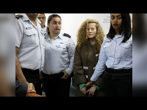 Israel Responds to 'Threat' of Defiant Palestinian Teen