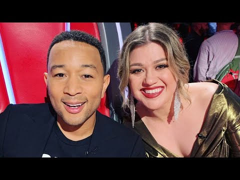 John Legend & Kelly Clarkson Receive Backlash For Updated 'Baby It's Cold Outside' Lyrics