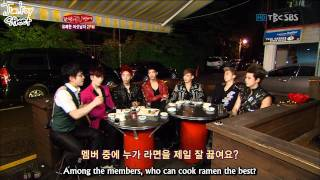 [ENGSUBBED] 110629 2PM on MidNight TV Entertainment