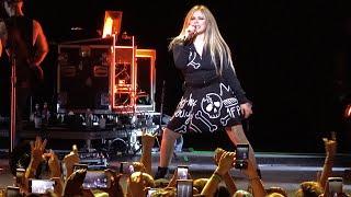 vuclip Avril Lavigne, Sk8er Boi (live), Fox Theater, Oakland, CA, Sept. 17, 2019 (4K UHD)