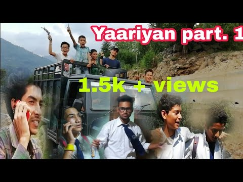 Yaariyan funny video