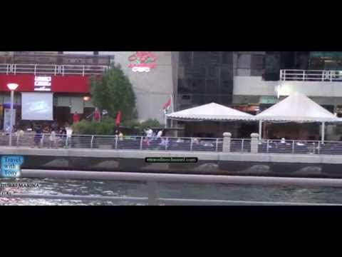 DUBAI VIDEOS - DUBAI MARINA - TRAVEL TV