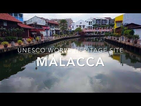 [Sky Strider] UNESCO World Heritage Site: MALACCA (Melaka)