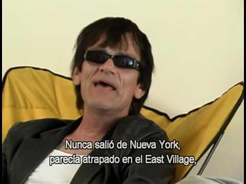 Dee Dee Ramone interview excerpts [Bonus DVD]