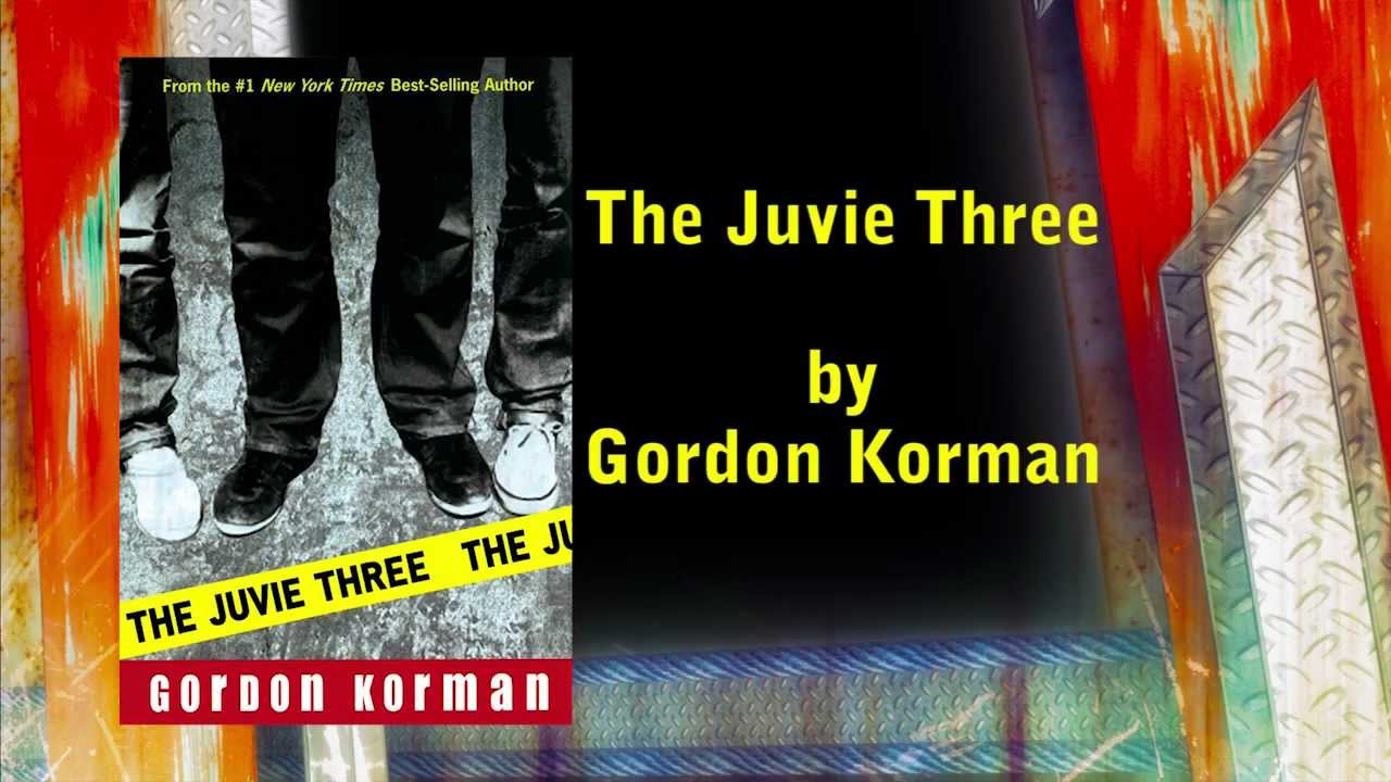juvie three The juvie three by gordon korman booktalk by chris maclennan douglas healy wants to make a difference he knows what it is like to be a young offender.