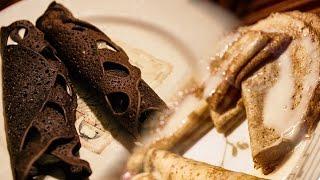 Вкусные и оригинальные: готовим блины на Масленицу - видеоурок