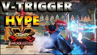 SFVAE - Season 3 V-Trigger Madness | Compilation - SF5