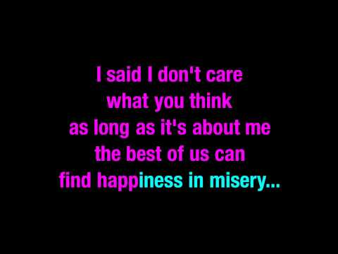I Don't Care Fall Out Boy Karaoke - You Sing The Hits