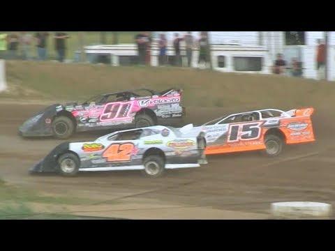 Late Model 3rd Heat 6-17-17 Oakshade Raceway