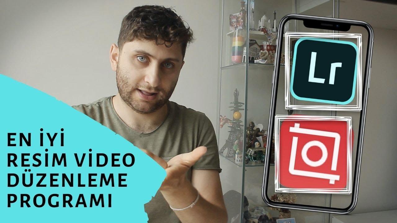 En iyi resim ve video düzenleme programı!