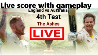 LIVE Commentary & Gameplay ASHES 2019 | England Vs Australia Test 4, Day 5 Live match | The Ashes