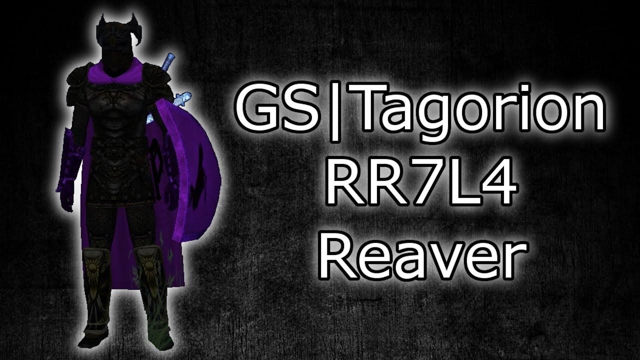 DAoC] [PvP] [Tournament] - GS|Tagorion RR7L4 Reaver - 2014 - Dark