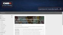 Einfacher Trick um mehr Geld auf Cam4 zu verdienen: EMPFEHLUNGSPROGRAMM