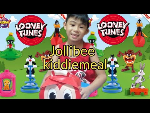 Jolly Kiddie Meal Toys April 2019 Complete Set Jollibee