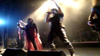 Trail Of Tears - The Feverish Alliance Live In Athens,Greece @ Gagarin 205 11/22/09