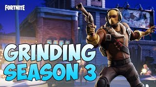 Fortnite: Road to 100 Wins [87/100] Grinding New SEASON 3 Battle Pass!