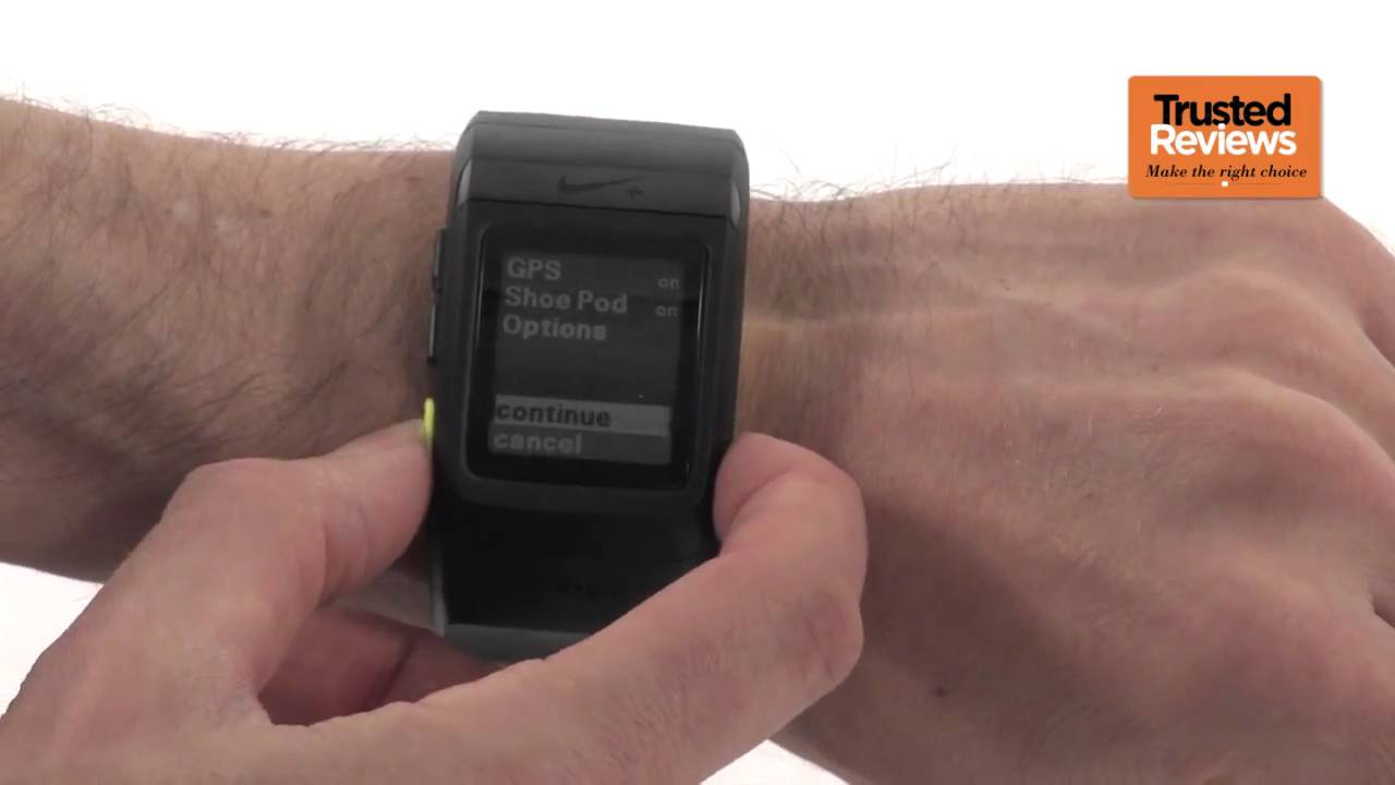 2885a3637 TomTom Nike+ Sportwatch review - YouTube