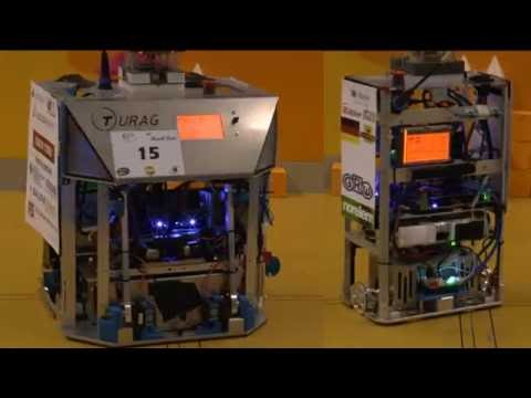 TURAG e.V. Eurobot 2016: Flexo & Bender