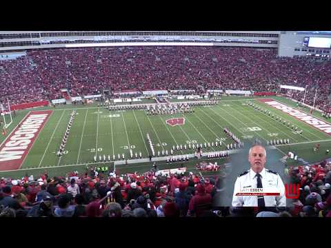 Mark Manuel - Wisconsin Marching Band Tribute To Veterans