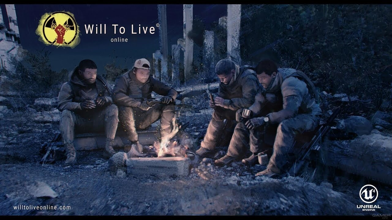 WILL TO LIVE-КВЕСТ ПО ДРАГ МЕТАЛЛАМ