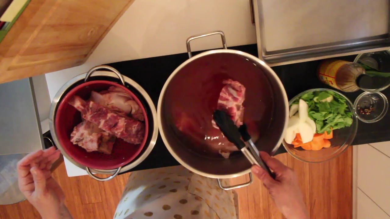 bone broth delicious and nutritious beef bone broth recipe cooking a delicious nutritious