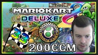 MARIO KART 8 DELUXE Part 33: Ei-Cup 200ccm Deluxe mit Facecam