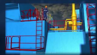 Требования безопасности при проведении работ на высоте