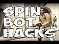 SPIN BOT HACKS in cs:go competitive  WALL, SPIN, AIM HACKS