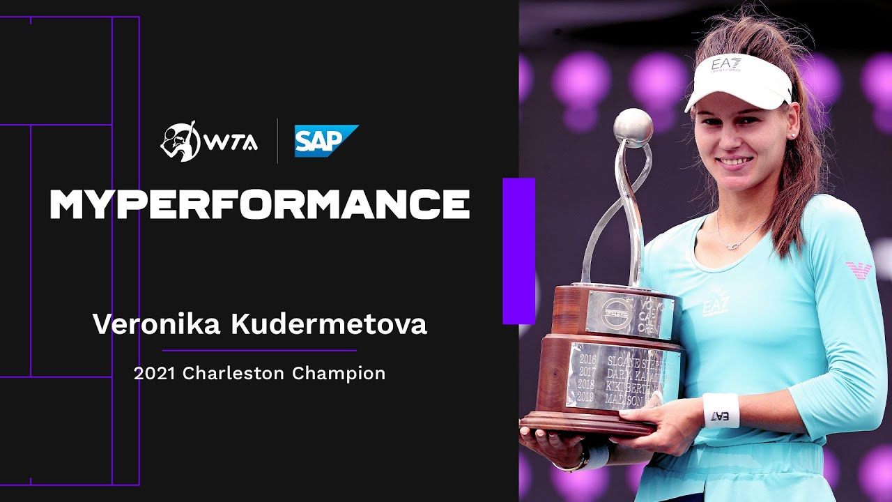My Performance: Veronika Kudermetova speaks about winning her first career title in Charleston