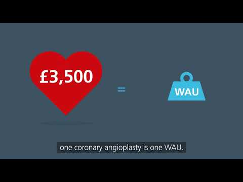 What is a WAU? Understanding the Model Hospital's weighted activity unit