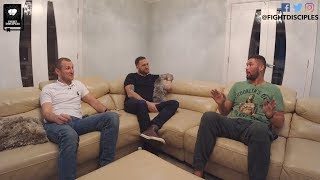 Boxing Interview: At Home With Tony Bellew: Part 1 - FAME