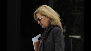 Retiran cargos de lavado contra Infanta Cristina