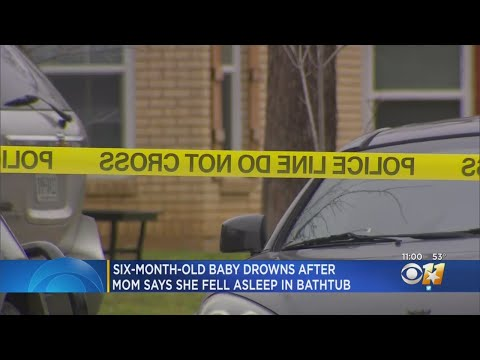 6-Month-Old Baby Drowns In Bathtub In Fort Worth