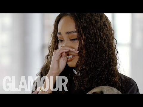Little Mix's Leigh-Anne Pinnock Breaks Down In Tears In First Solo Interview   GLAMOUR UK
