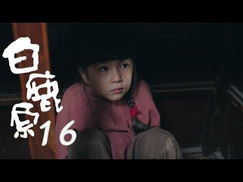 白鹿原 | White Deer 16【DVD版】(張嘉譯、秦海璐、何冰等主演)