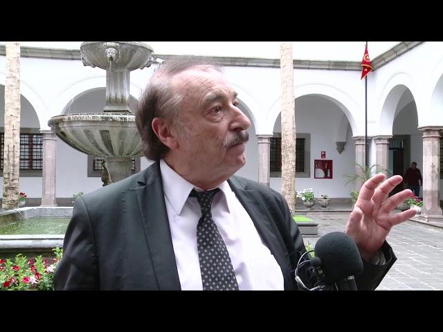 Declaración de Ignacio Ramonet