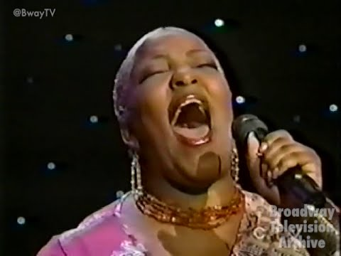 "Frenchie Davis - ""Seasons of Love"" - RENT (Live! with Regis & Kelly)"