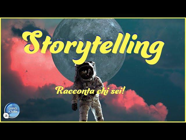 Story Selling o l'arte di raccontare   Giroidea
