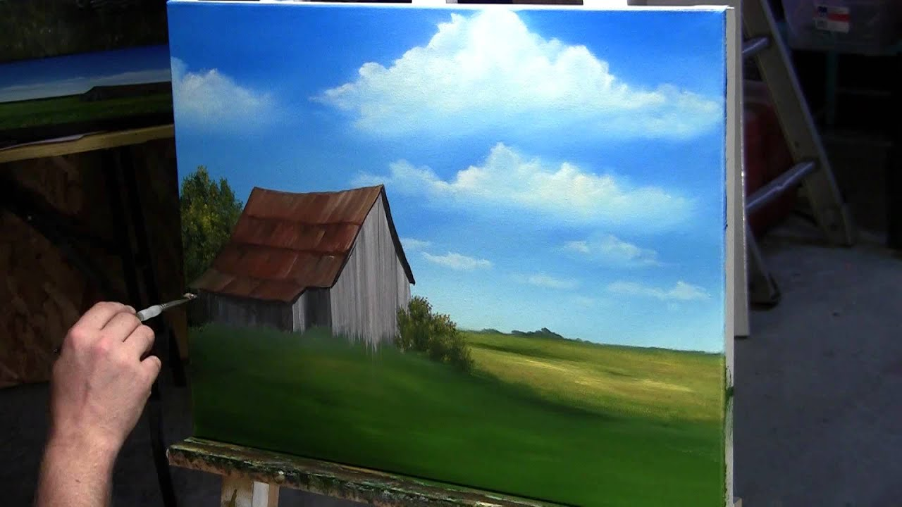 How To Paint A Barn 9 Steps With Pictures Wikihow