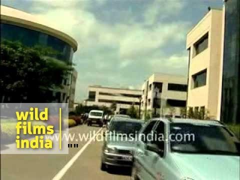 Infosys Campus in Bangalore