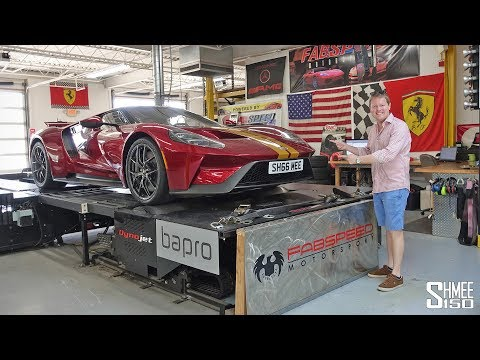 How Much Power Does The Ford GT Really Have? Dyno Test Answers
