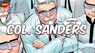 colonel sanders personal life