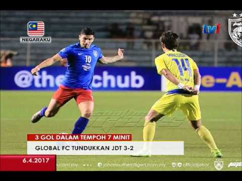 GLOBAL FC TUNDUKKAN JDT 3 2