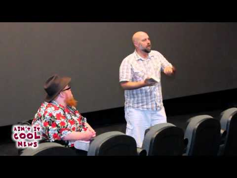 Indiana Jones Discussion with Craig Brewer