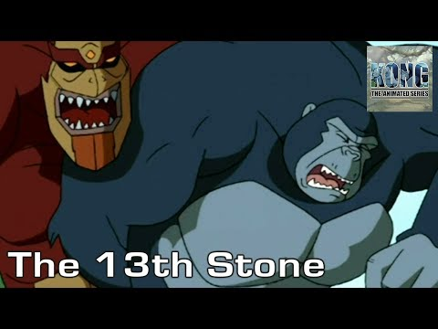 KONG | S2E19 | The 13th Stone
